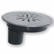 Gratar circular inox cu dispozitiv antispumant