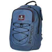 Brabo Elite JR Backpack - blauw donker - Size: ONE