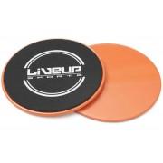 Klizni diskovi za vježbanje LiveUP