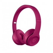 HEADPHONES, Beats Solo 3, Neighborhood Collection, Bluetooth, Microphone, Brick Red (MPXK2ZM/A)