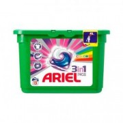 Detergent capsule Ariel 3in1 Pods Color - 15 spalari