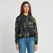 Minimarket jacket hapy woven cupro Swedish Weed