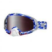Oakley OO7051 40 MAYHEM PRO MX TLD GLORY RWB PRIZM MX BLACK IRIDIUM motocross szemüveg