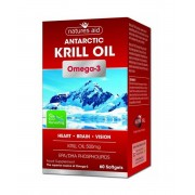 Natures Aid Krill olaj 500 mg lágykapszula 60 db