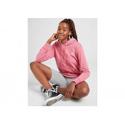 Converse Chevron Overhead Hoodie Dames - Pink/White