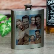 Fényképes flaska 3 képpel