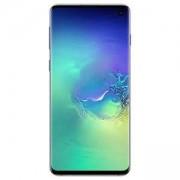 Смартфон Samsung Galaxy S10 (SM-G973F), 6.1-инчов дисплей (3040x1440), Dual SIM, 8GB/128GB памет, LTE, зелен, SM-G973FZGDBGL