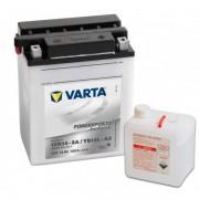 Varta Funstart Freshpack 12N14-3A / YB14L-A2 12V akkumulátor - 514011