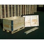 Houten opzetframe, diagonaal inklapbaar, 800 x 1200 x 400 mm