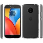Funda Para Celular Motorola E4 Plus Transparente
