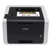 Impressora BROTHER Laser Cor C/Rede S/fios - HL3170CDW
