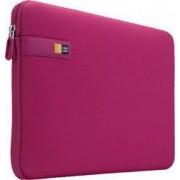 Husa Laptop Case Logic LAPS-113 13.3 inch Roz Inchis