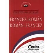 Dictionar scolar francez-roman, roman-francez. Editia 2015/***