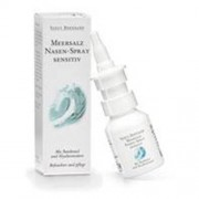 Cebanatural Spray nasal Sensitive - Solución de Sal marina - 20 ml