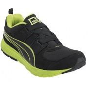 Puma Men's Descendant Alt DP Black Running Shoes - 8 UK/India (42 EU)