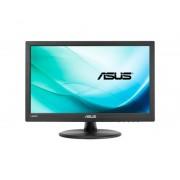 "ASUSTEK ASUS VT168H 15.6"" 1366 x 768Pixeles Multi-touch Mesa Negro monitor pantalla táctil"