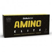 BioTech USA Amino Build Elite kapszula - 120db