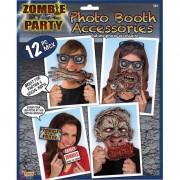 Merkloos Foto prop set zombie