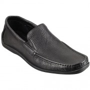 Clarks Fore Sun Black Leather- 10 UK