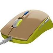 Mouse Gaming STEELSERIES Rival 100 Gaya Green