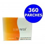 360 Parches Adelgazantes Slim Patch Tratamiento 12 Meses