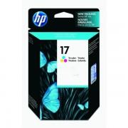 HP Originale DeskJet 840 C Cartuccia stampante (17 / C 6625 AE) colore, 480 pagine, 9.82 cent per pagina, Contenuto: 15 ml