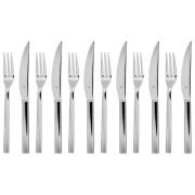 WMF Nuova Steakcutlery-Set 12pc.