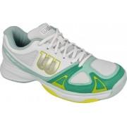 Wilson tennisschoenen Rush Evo dames wit maat 41