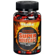 WEIDER - SUPER NOVA CAPS (HARDCORE THERMOGENIC SYSTEM)