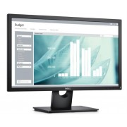 "Monitor IPS, DELL 23.8"", E2417H-B, 8ms, 1000:1, VGA/DP, FullHD (E2417H-14)"