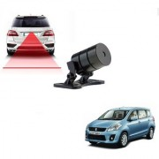 Auto Addict Car Styling Anti Collision Safety Line Led Laser Fog Lamp Brake Lamp Running Tail Light-12V Cars For Maruti Suzuki Old Ertiga (2012-2018)