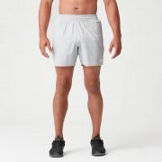 Myprotein Sprint Shorts - Silver Marl - L - Silver Marl