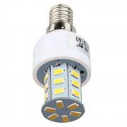 ZIQIAO YM5703 E14 3W LED bulbo blanco frio - blanco + amarillo (AC220 ~ 240V)