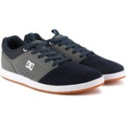 DC COLE SIGNATURE Sneakers For Men(Grey, Navy)