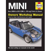 Haynes Workshop manual MINI Essence et Diesel (Nov 2006 - 2013) 4904