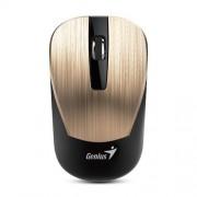 Mouse wireless Genius NX-7015 - Gold Metallic