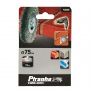 Piranha staaldraadborstel 75 mm X36000