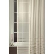 Kék virágos nyers vászon maradék 12x260cm/017/Cikksz:1231107