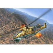 Revell Mil Mi-24D Hind 1:100 helikopter makett