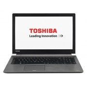 Toshiba Tecra Z50-C-139 laptop (Intel Core i5-6200U, 39,6 cm 15,6 inch Full-HD ontspiegeld, 8 GB RAM, 256 GB SSD, WiFi, Bluetooth 4.1, Windows 10 Pro) grijs
