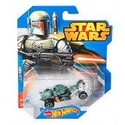 Hot Wheels Boba Fett Star Wars Character Car