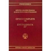 Opere complete vol.6 - Sfantul Grigorie Palama
