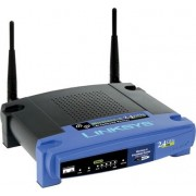 Router Wireless Linksys WRT54GL, 54 Mbps, 2 Antene externe, 2.4 GHz