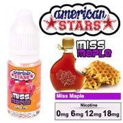 E-LIQUIDE AMERICAN STARS MISS MAPLE