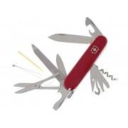 Victorinox Ranger 1.3763 Zwitsers zakmes Aantal functies: 21 Rood