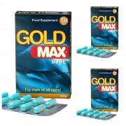 Gold Max™ Kosttilskott för manlig potens - 30 kaps spara 39%