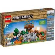 Lego Klocki konstrukcyjne LEGO Minecraft Kreatywny Warsztat 2.0 21135
