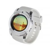 Garett G11 White Silver