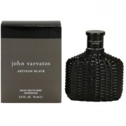 John Varvatos Artisan Black eau de toilette para hombre 75 ml