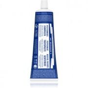 Dr. Bronner's Peppermint pasta de dinti albitoare fara Fluor 140 g